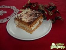 Ciasto miodowe z masą 2