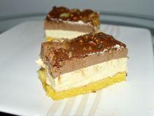 Ciasto monte z czekoladą