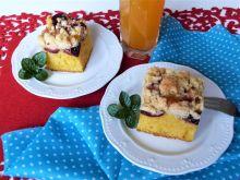 Ciasto na kefirze bez jajek