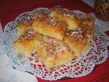 Ciasto na maslance z kokosem