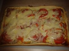 ciasto na  mega pizze dla 4osób