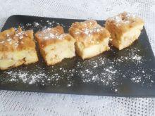 Ciasto na oleju z jabłkami