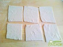 Ciasto na pierożki Won ton