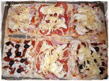 Ciasto na pizzę – mój przepis podstawowy