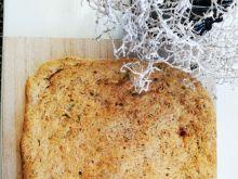 Ciasto na pizze z siemieniem lnianym