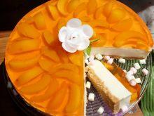 Ciasto na zimno z pianek Marshmallow