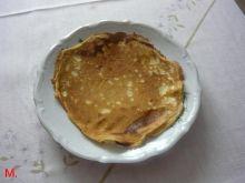 Ciasto naleśnikowe pomarańczowe
