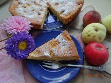 Ciasto niedzielne, szybkie z jabłkami