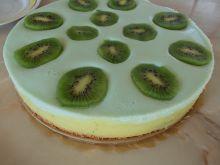 Ciasto o smaku kiwi