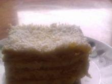 Ciasto o smaku rafaello