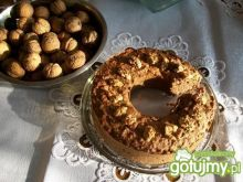 Ciasto orzechowe ateńskie