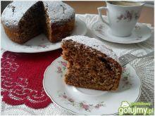 Ciasto orzechowe z mieszanych orzechów
