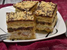 Ciasto orzechowiec znad Sekwany