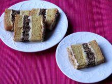Ciasto orzechowo-makowe