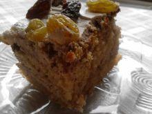 Ciasto orzechowo-miodowe