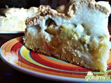 Ciasto owocowe z pianką