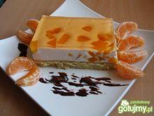 ciasto piankowe z galaretką