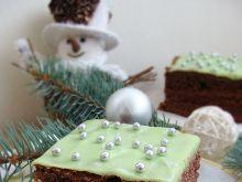 Ciasto piernikowe z dżemem