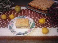 Ciasto pigwowo-gruszkowe