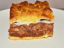 Ciasto pleśniak na krupczatce