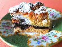 Ciasto pleśniak z domowymi powidłami