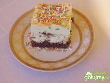 Ciasto pod pierzynką