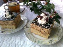 Ciasto poezja smaku z żurawiną