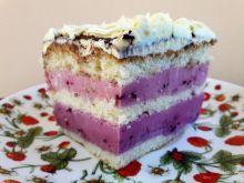 Ciasto - porzeczkowe orzeźwienie