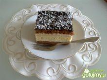 Ciasto przekładane wg Megg
