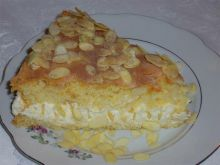 Ciasto puszek migdałowy