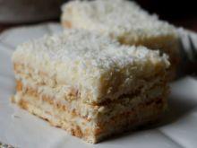 Ciasto Rafaello (bez pieczenia)