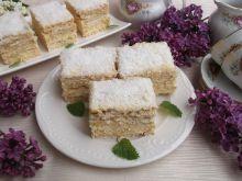 Ciasto ,, Rafaello '' na herbatnikach