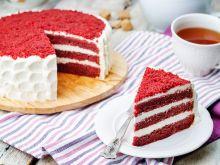 Tort Red Velvet to idealne ciasto na domowe przyjęcie. Zobacz jak go zrobić krok po kroku!