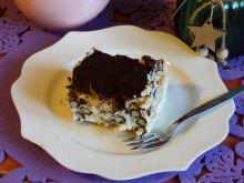 Ciasto Rurociąg - najprostsze ciasto świata