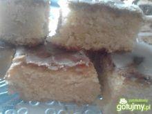 Ciasto serowo-cytrynowe
