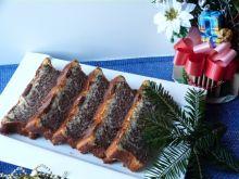 Ciasto serowo-makowe