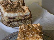 """Ciasto """"Sezamowiec"""""""