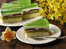 Ciasto Shrek wg Bogusi