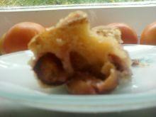 Ciasto śliwkowe z pianką