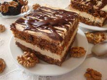 Ciasto śliwkowo-orzechowe