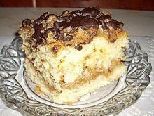 Ciasto snickers Pyzy
