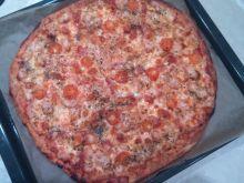 Ciasto spód do pizzy