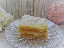 Ciasto sypane z dynią