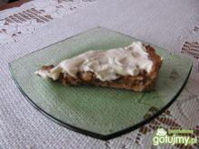 Ciasto toffi-banano