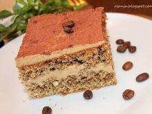 Ciasto tortowe Kawuś