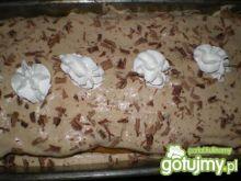 Ciasto tortowe o smaku cappuccino