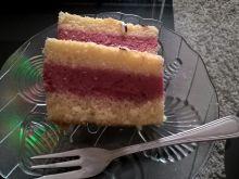 """Ciasto """"Truskawkowe niebo"""""""