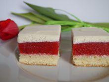 Ciasto Tulipan i Przebiśnieg