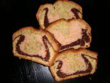 Ciasto ucierane - kolorowe