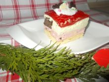 Ciasto walentynkowe